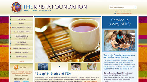 Krista Foundation For Global Leadership