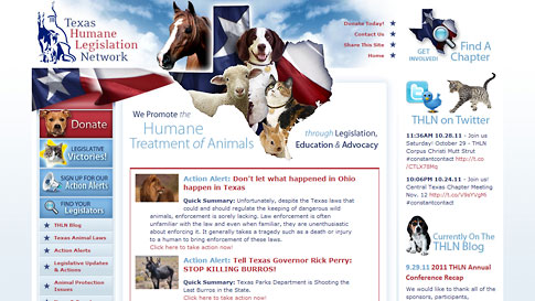 Texas Humane Legislation Network